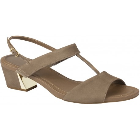 SCHOLL ARETHA TAUPE FONCE