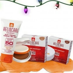 HAUTE PROTECTION: HELIOCARE COLOR ET ADVANCED LARGE SPECTRE UVB / UVA